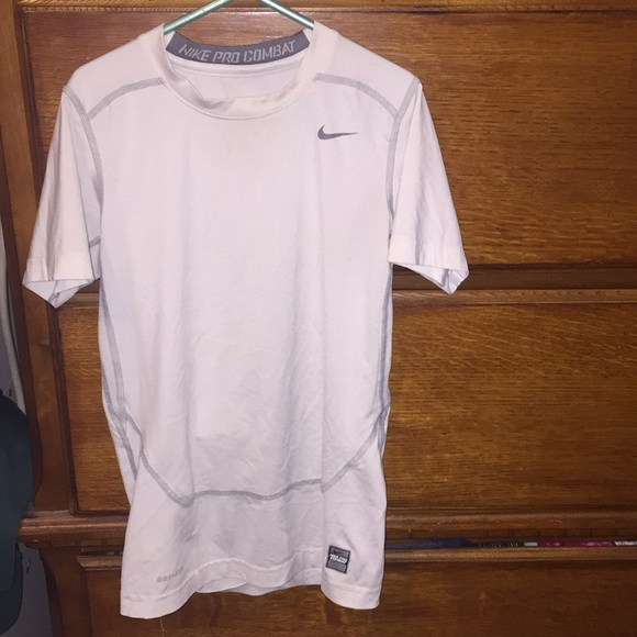 solamente Lima collar  Nike Shirts & Tops   Boys Nike Pro Combat Drifit Compression Shirt    Poshmark